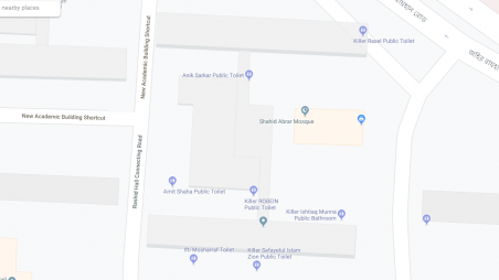 Now Buet Toilets Named After Abrar Murder Accused On Google Maps