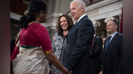 The Importance Of Kamala Harris S South Asian Heritage The Business Standard