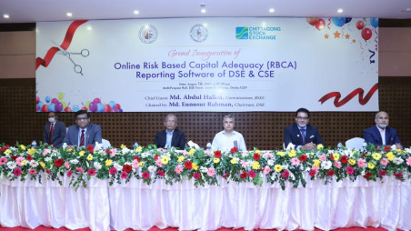 Stock exchanges inaugurate online reporting software