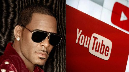 YouTube Drops R. Kelly's Channels and Bans Him From Platform Forever Following Sex Trafficking Conviction